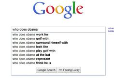 Who does Obama....think he is?