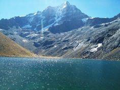 Desde el 19 al 21 trekking a la enigmática y misteriosa laguna de Llongote, Yauyos. Este y más eventos de deporte #deaventura en nuestro portal. #TrekkingPeru http://www.deaventura.pe/eventos-de-trekking/trekking-al-pie-del-nevado-llongote