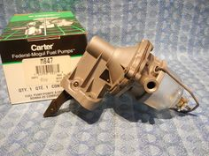 1938-1952 Chrysler DeSoto Dodge Plymouth NORS Fuel Pump 40 41 47 49 #M847 SEE AD #Carter