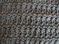 Lots of Crochet Stitches by M. J. Joachim: Daisy Crochet Stitch-good for a blanket