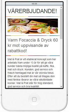 Cafe Mat & Prat Luleå