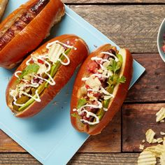 Sonoran Hot Dog Tucson Food Network