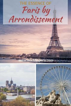 Paris Arrondissement Guide | Paris Like a Local | Districts of Paris | Where to Stay in Paris | Paris Neighborhoods | Paris Travel Tips #TravelDestinationsUsaDecember