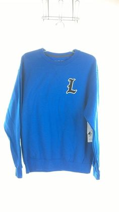 LRG Lifted Research Group Men's $64 Blue Pull Over Sweater You Choose Size #LRG #Sweater