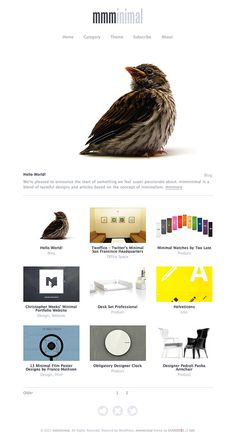mmminimal #design #minimal #website
