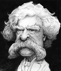 Twain by Gary Townswick