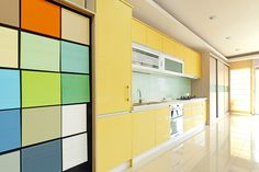 What happened to the gorgeous colored appliances of yesteryear? We look back, and also find out where to source some colorful gems for your kitchen today.