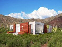 David Rockwell Launches New Line of Luxury #Prefab Homes