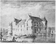 Ancestry castle in Borculo, Netherlands