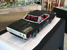 DODGE CHARGER 1970 final chapter: A LEGO® creation by Ludo v/d Veen : MOCpages.com