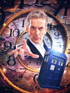 12th Doctor by SimmonBeresford