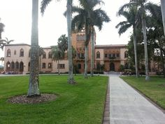 John and Mabel Ringling's Mansion