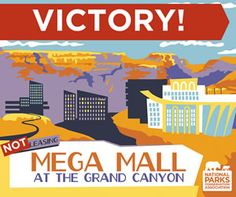 Victory! We Stopped a Mega-Mall at Grand Canyon! - National Parks Conservation Association