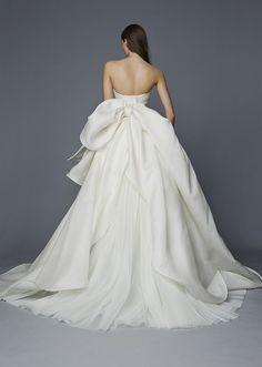 Featured Wedding Dress:Antonio Riva Milano;www.antonioriva.com; Wedding dress idea.