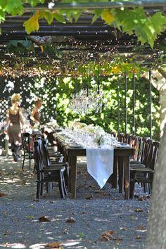 a gorgeous, romantic, fall Napa wedding.  Beaulieu Garden, Napa California.