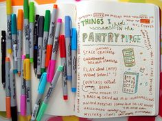 Time to Get Real – What's Stopping you from Starting an Art Journal Today?