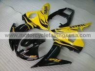 2003-2005 Yamaha YZF R6 & 2006-2009 Yamaha R6s Motorcycle