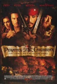 Pirates Of The Caribbean Curse Black Pearl Mouse Pad Mousepad Mouse mat