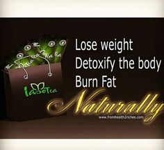 All natural detox tea! 9 essential herbs! Losing weight, feel great and much more!  www.iasotea.com/4524071