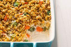 Crispy-Topped Carrot & Broccoli Bake Recipe - Kraft Recipes