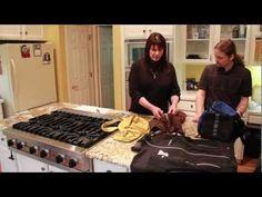 Repairing a Purse Coil Zipper - YouTube