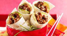 Fajitas mexicaines de porc au colaVoir la recette >>