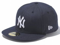 7341fd9becf29 DWR Denim New York Yankees 59Fifty Fitted Cap by NEW ERA x MLB Fitted  Baseball Caps