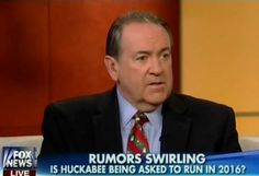 Mike Huckabee Reaches Disgusting New Low with Latest Obama Nazi Reference