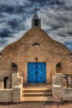 Catholic church in San Ysidro, NM