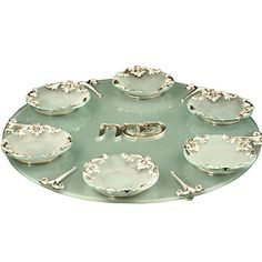 Simplicity Seder Plate by Quest Gifts