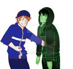 Ninjago jay and cole