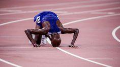 Olympia-Porträt: Mo Farah, Langstreckenlauf