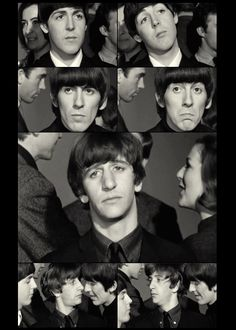 One of my favorite scenes from Hard Day's Night! <3 Ringo!
