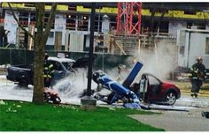 Video: Seattle news helicopter crash