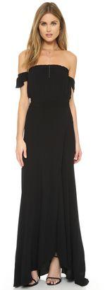 Shop Now - >  https://api.shopstyle.com/action/apiVisitRetailer?id=502772682&pid=uid6996-25233114-59 Flynn Skye Bella Maxi Dress  ...