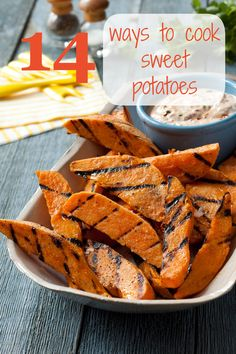 Sweet potato recipes: 14 easy and inexpensive ways to cook sweet potatoes