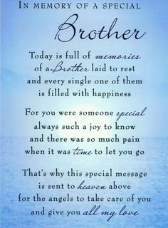 Loss Of Brother Quotes Pinsusan Lubbe On Quotes Inspirational  Pinterest  Quotes .