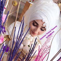 ❤️❤️#tesetturgelinlik #gelinbasiankaratesettur #türbantasarım #gelinlikmodelleri #ankaragelin Wedding Hijab, Turbans, Brides, Crown, How To Wear, Instagram, Fashion, Moda, Corona