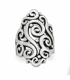 Long Sorrento Ring: James Avery