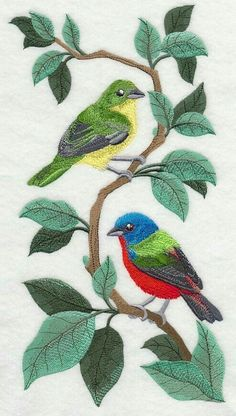 Brazilian Embroidery Ideas Machine Embroidery Designs at Embroidery Library! Machine Embroidery Quilts, Learn Embroidery, Embroidery Needles, Crewel Embroidery, Hand Embroidery Designs, Embroidery Patterns, Embroidery Supplies, Quilting Patterns, Machine Quilting