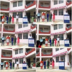 """#KIIT organized the Thematic Assembly on """"Independence Day and International Youth Day"""" on 12th August 2016. The faculty members and students actively participated in program. The students had put all their round-the-clock efforts in preparation for this cultural program. All the faculty members encouraged their participation."""