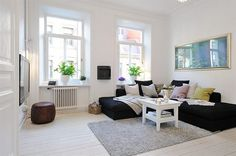 Charming Interior Design Design Details in an Elegant Swedish Crib