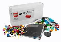 Es algo muy serio esto de jugar a Lego