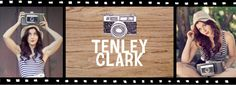 Tenley Clark - her blog is so whimsical and her photo projects are rad.