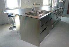 家庭用キッチン:施工事例 -業務用厨房メーカー フジマック-
