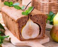 Cake Croq'Kilos poire et chocolat : http://www.fourchette-et-bikini.fr/recettes/recettes-minceur/cake-croqkilos-poire-et-chocolat.html