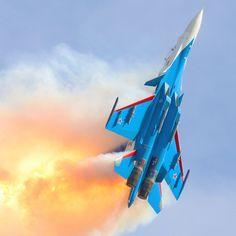 Sukhoi Su-30SM Russian Knights