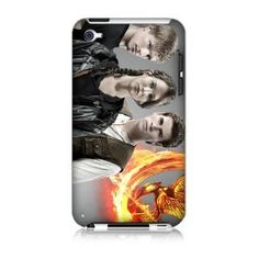 THE Hunger Games Hard Case Cover Skin for Ipod Touch 4 4th Generation I want this case!!!!!