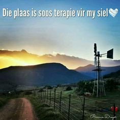 Afrikaans Quotes, Opi, Wind Turbine, Country, Rural Area, Country Music