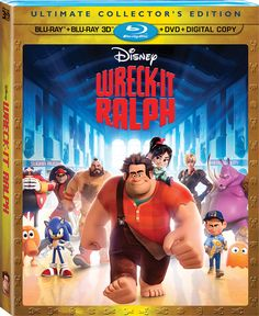 Popular Reward! The story of a regular guy just looking for a little wreck-ognition. Bring home Wreck-It Ralph today!